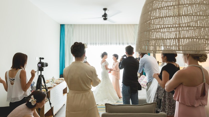 Wedding Photography Photographer Punta Cana Alsol Tiara Luxury Villas by Ambrogetti Ameztoy Photo Studio-47